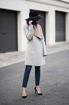 e603d6743 5 Street-Chic Ways To Style Denim Moda Beleza