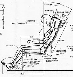 hip angle knee angle head support seating chair - Google Search