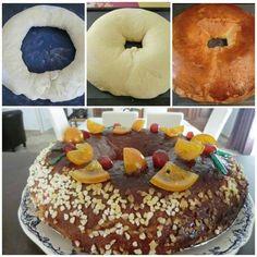Gâteau des rois de mon enfance... une jolie recette aux saveurs de Provence...
