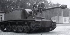12,8 cm Selbstfahrlafette auf VK.30.01(H) «Sturer Emil» Self Propelled Artillery, Tank Armor, Ww2 Pictures, Panzer Iv, Armored Fighting Vehicle, World Of Tanks, Ww2 Tanks, German Army, Armored Vehicles