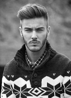 nice 50 Men's Short Haircuts For Thick Hair - Masculine Hairstyles