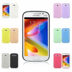 Samsung Galaxy Grand Duos Kılıf İNCE ve Koruyucu Ekran Koruyucu HEDİTE KARGO BEDAVA 9.90 TL