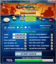 DOWNLOAD Link: http://crazyhotgameparad1se.blogspot.com/2015/10/8-ball-pool-cheat-tool.html This 8 Ball Pool Cheat Tool will save you precious time by having all what you desire in one click, You will be able to change amount of coins you wish far. It offers many features that no other tools will provide. Click and Download for FREE. Extra Tags: 8 ball pool Cheat, free 8 ball pool cheat tool, free 8 ball pool cheat tool download, 8 ball pool cheat coins, 8 ball pool cheat unlimited coins