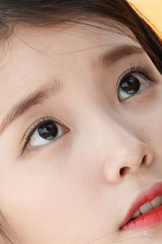 [Level Low] Guess Who? Pleas e Do Comment! Face Aesthetic, Aesthetic People, Aesthetic Girl, Close Up Faces, Eye Close Up, Natural Make Up, Natural Face, Natural Beauty, Korean Makeup