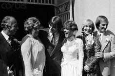 Pat Boone Attending Wedding of Debby Celebrity Wedding Photos, Celebrity Couples, Celebrity Weddings, Debby Boone, Pat Boone, Star Family, Famous Couples, Celebs, Celebrities