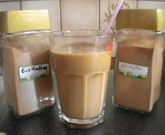 Rezept Eiskaffeepulver von milaschnurzi - Rezept der Kategorie Getränke