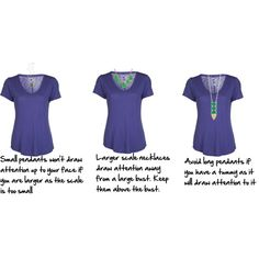 """""""necklace tips"""" by imogenl on Polyvore"""