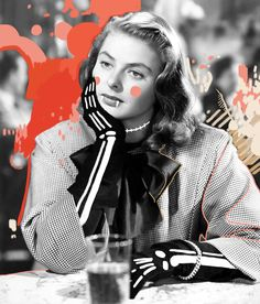 Hitchcock : le gout des actrices blondes Ingrid Bergman, l'insoumise Vintage Hollywood, Old Hollywood Glamour, Classic Hollywood, Hollywood Stars, Golden Age Of Hollywood, Divas, Classic Movie Stars, Classic Films, 1950s Movie Stars