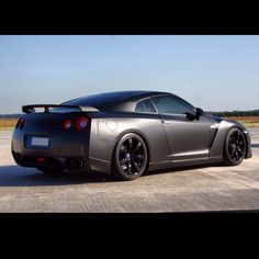 I will have this car one day- Nissan GTR