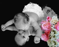 Beautiful colorful pictures and Gifs: Cute Kids / Niños Bonitos Photo New, Wow Photo, Newborn Pictures, Baby Pictures, Cute Pictures, Colorful Pictures, Children Photography, Newborn Photography, Mirror Photography