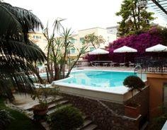 Swimming Pool Hotel Zi Teresa Sorrento  La piscina dell'Hotel Zi Teresa Sorrento