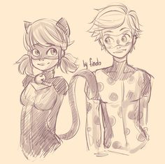 miraculous ladybug | Tumblr I was wondering how they would fit into each others' suits then i was like OH. they could just switch their miraculouses (<\_(ツ)_/) and transform into the other's suit, but that would mean adrien would need to get his ears pierced for him to activate marinette's miraculous. oh my goodness this should be in a post-reveal fanfic or headcanon