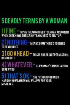 #6 STEP away from that Yarn! = Better do it or your Dead in less than 10 sec.!  LOL and so true!