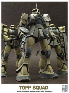 模型・プラモデル投稿コミュニティ【MG-モデラーズギャラリー】ガンプラ|AFV|ジオラマ| - トップ小隊