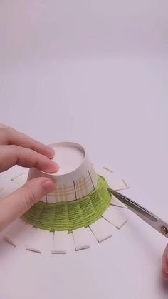 Diy Crafts For Home Decor, Diy Crafts Hacks, Diy Crafts For Gifts, Diy Arts And Crafts, Creative Crafts, Easy Crafts, Cool Paper Crafts, Paper Crafts Origami, Diy Paper
