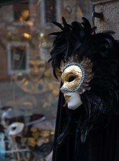 Attend the Carnevale di Venezia (Venetian carnival) in Venice...it would fulfill 2 of my bucket list wishes: attending a masquerade and visiting Venice :)