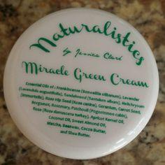 Wonderful all natural face cream made in Michigan! Shop @ Http://mkt.com/Naturalistics