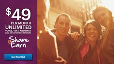 Be a part of the Social Commerce Revolution! Watch this introduction to hear how you can have Unlimited Voice, Text and Data on a Nationwide 4G Network for just $49! And, you have the opportunity to make money by simply sharing Solavei with your friends. Ready to start?