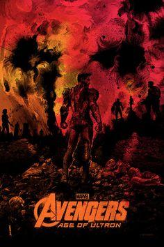 "Avengers - Age of Ultron - Daniel Norris - ""Iron Man"" ----"