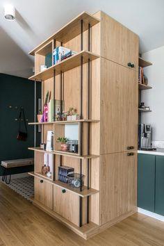 Modern Scandinavian Style Flat for a Young Couple / Raca Architekci