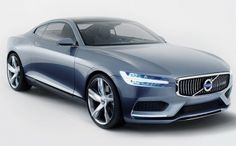 The new Volvo Concept Coupe