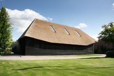 architect arend groenewegen flemish barn vlaamse schuur