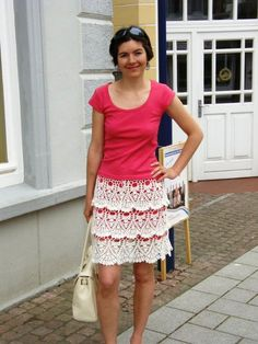 Lots of crochet clothing + patterns