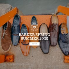 Shop great new styles from the Barker collection online, and save for a limited time only! Hand Shapes, Leather Shoes, Robin, Men's Shoes, Spring Summer, Pairs, Boots, Stuff To Buy, Shopping
