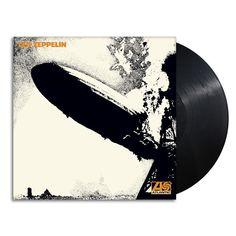 Led Zeppelin - Led Zeppelin 1 I Self Titled ST Vinyl LP Sealed New 180 Gram #HardRock