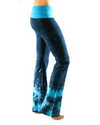 Wave Rider Yoga Pants