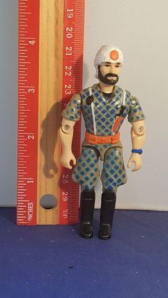 1986 Lanard The Corps Bengala Indian Soldier Action Figure GI JOE Low Price !!   eBay