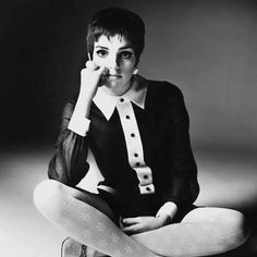 Liza Minelli, 1960's as Mod fashion