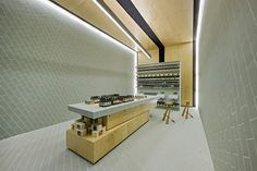 Aesop shop in Doncaster, Australia. IDEA 09 winner in the Retail Category. Designed by Ryan Russel.