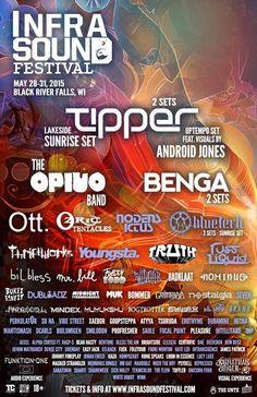Infra Sound Festival 2015