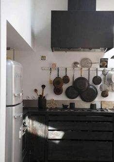 Steal This Look: Rustic Modern French Kitchen : Remodelista