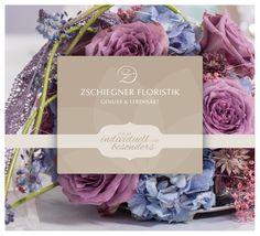 Flyer – Zschiegner Floristik @ agentur-setzepfandt&partner