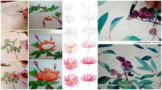 Taking up water-coloring might seem tricky at a first glance and not many beginners dare to use watery solutions for their creations when they are used to acrylics or oil painting. But in fact, the techniques revolving around water-coloring are really easy and recommended for painting beginners, as they provide methods easy to correct ifRead more