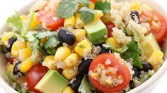 Huit bonnes raisons d'ajouter le quinoa à vos repas.