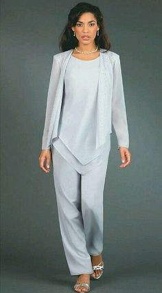 Plus Size Dressy Pant Suits for Weddings. Beautiful Plus Size Dressy Pant Suits for Weddings. Ursula Wedding Mother Dressy Pant Suit In 2019 Wedding Trouser Suits, Dressy Pant Suits, Mother Of The Bride Trouser Suits, Wedding Pantsuit, Mother Of Bride Outfits, Mother Of The Bride Gown, Mother Of Groom Dresses, Mothers Dresses, Bride Dresses