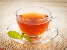 Tomar chá fortalece os ossos