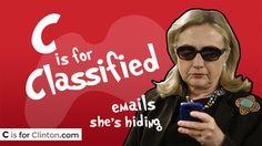 meme2 – C is for Clinton