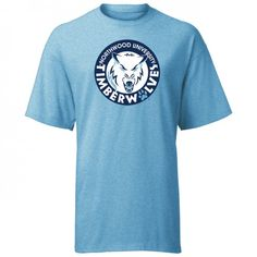 Northwood Timberwolves Logo Tee At Campus Den