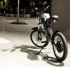 sudaca electric motorcycle gives ultralight, combustion-free riding