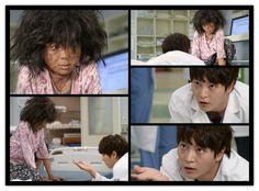 The Good Doctor ♥ Moon Joo Won as Park Shion Good Doctor Korean Drama, Savant Syndrome, Joo Sang Wook, Kim Young Kwang, Yoon Park, Hospital Doctor, Joo Won, Developmental Disabilities, Guy Names