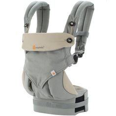 ERGObaby Four Position 360 Baby Carrier - Grey - $160.00