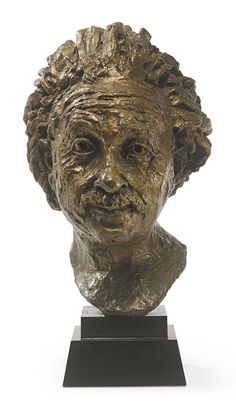 einstein | head by sir jacob epstein | sotheby's