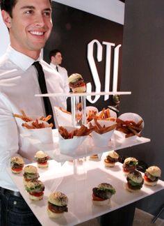 NYで企業がパーティを開く際どんな軽食が良いか?のご参考例