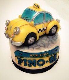 Cake Crazy Cakes, Fancy Cakes, Cute Cakes, Fondant Cake Designs, Fondant Cakes, Cupcake Cakes, Birth Cakes, Car Themed Parties, Fantasy Cake