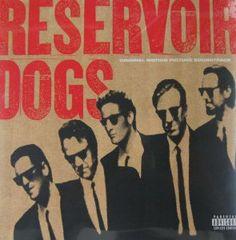 Reservoir Dogs Official Soundtrack on Vinyl #christmas #gift #ideas #present #stocking #santa #music #records