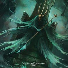 Heroes of the Nighthaunt - Warhammer Community